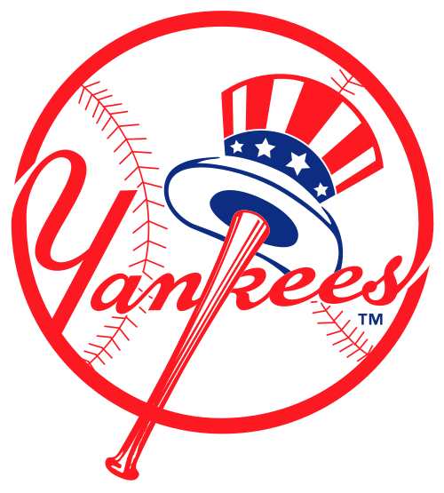 new york yankees logo transparent png stickpng