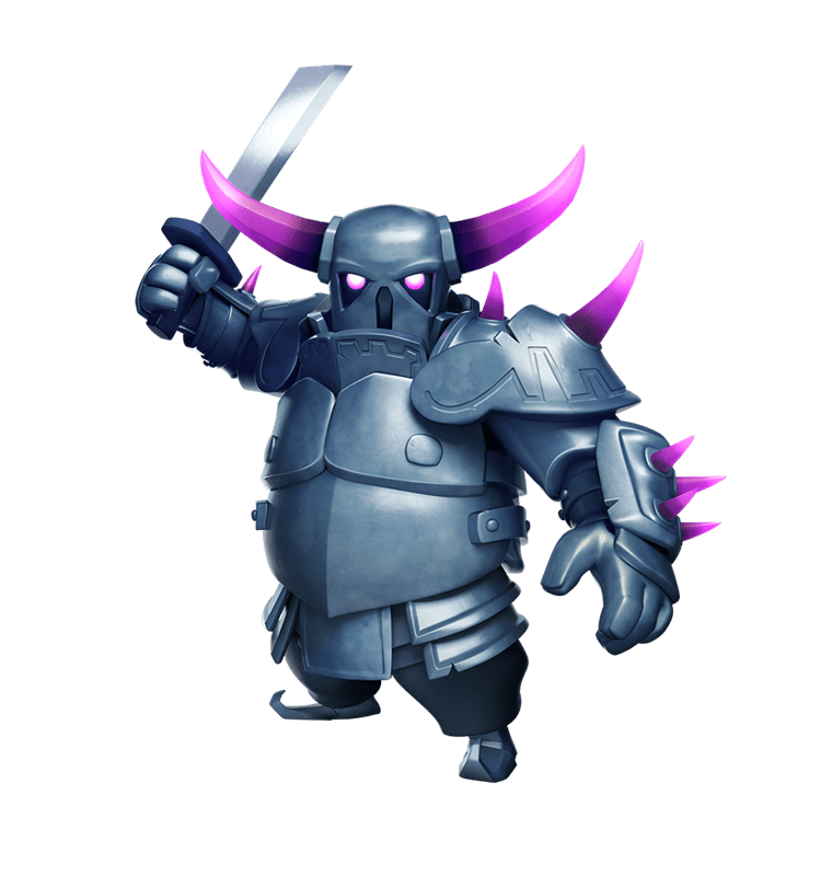 Clash Of Clans Pekka Transparent Png Stickpng