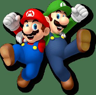Mario And Luigi Transparent Png Stickpng