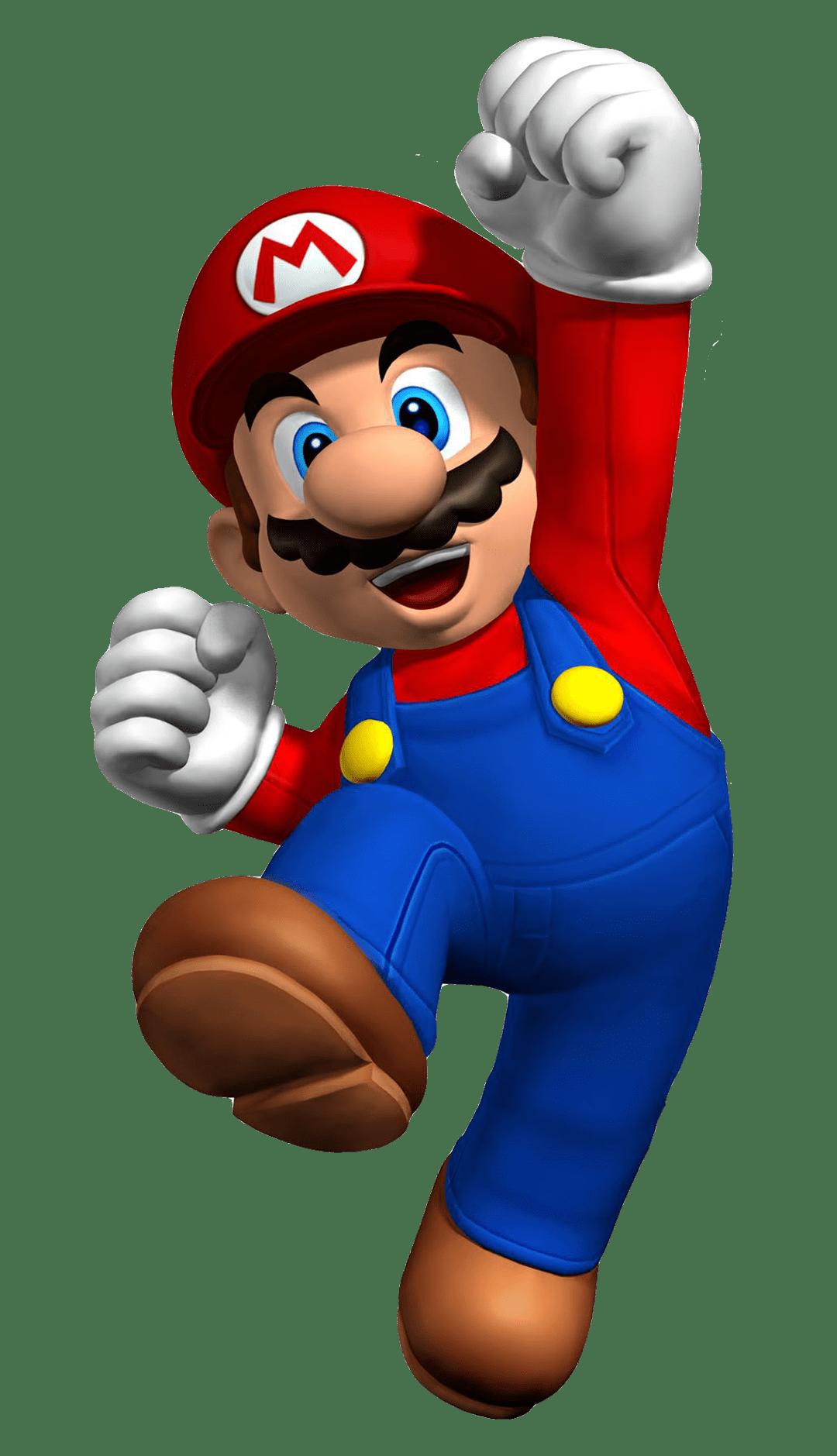 Mario jumping transparent png stickpng - Dibujos de super mario bros ...
