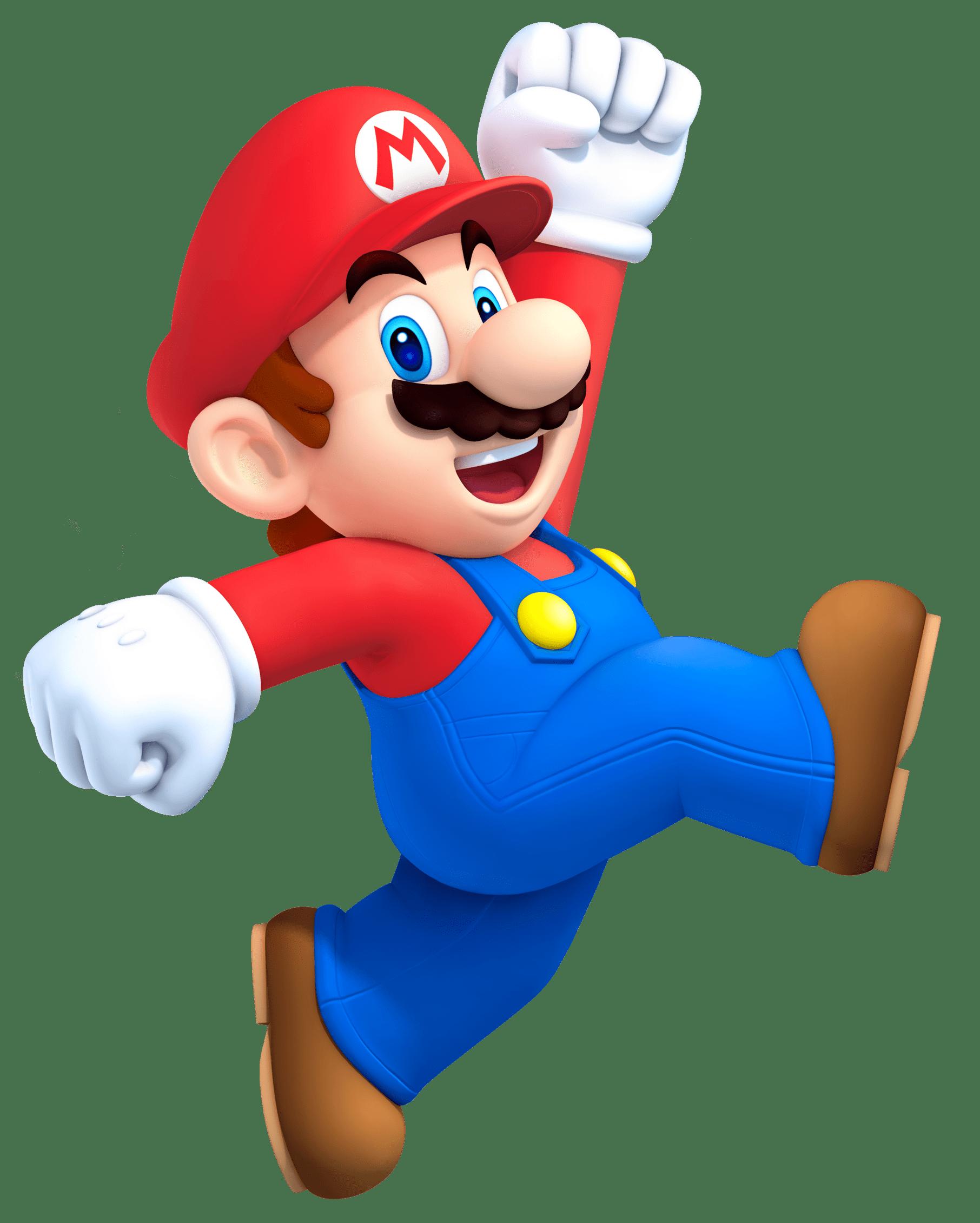 Mario Transparent Png Stickpng