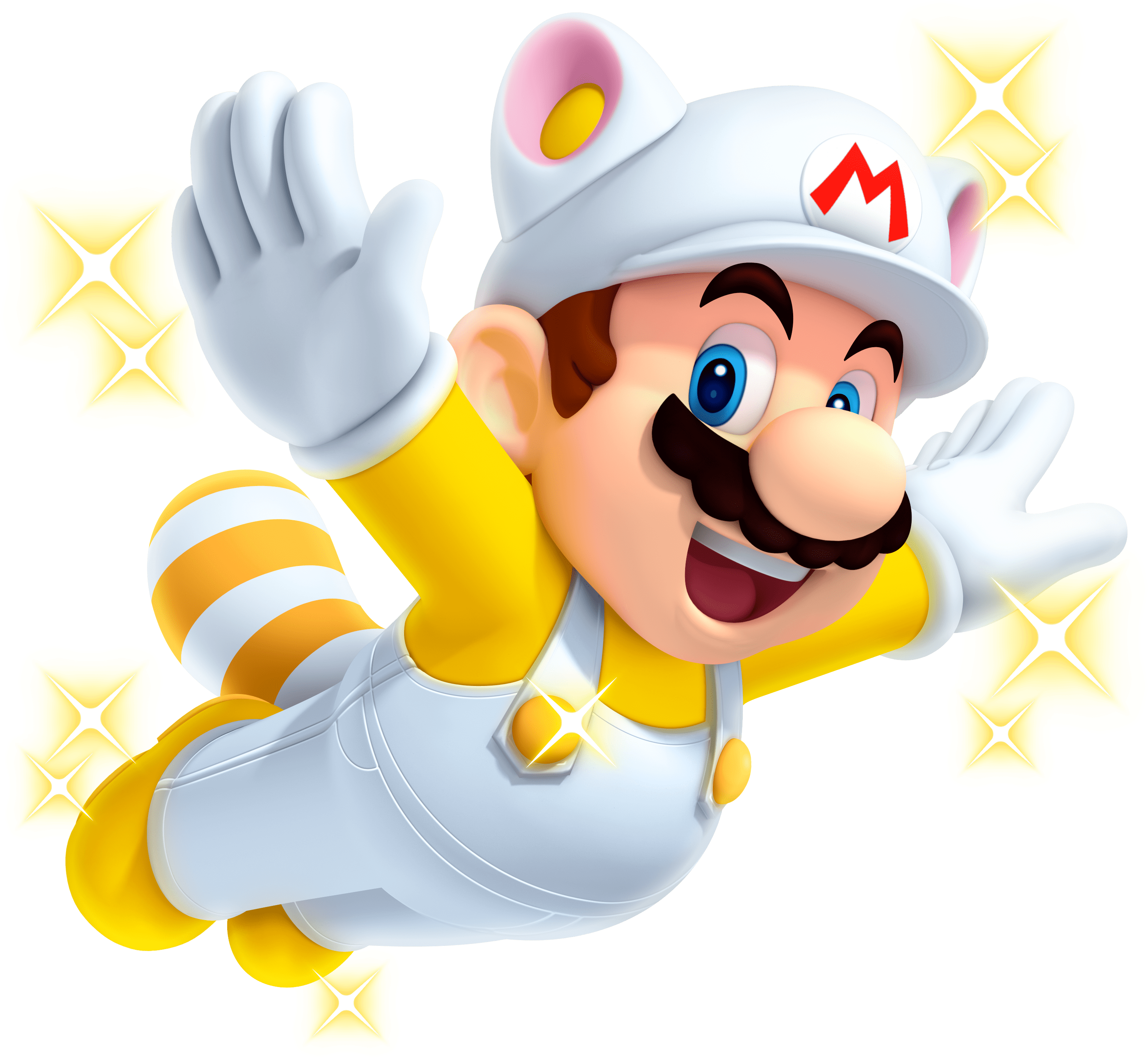 Mario Flying Transparent Png Stickpng