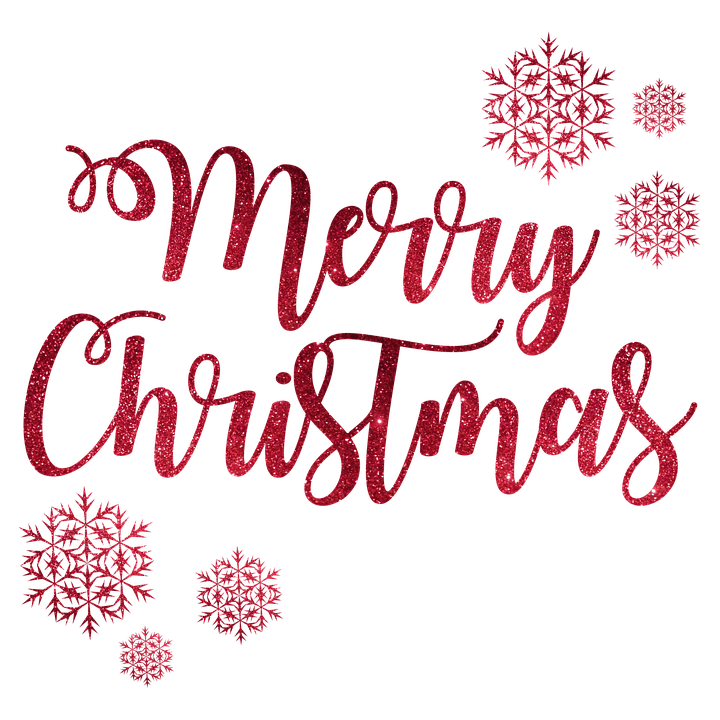 Merry Christmas No Background.Merry Christmas Snow Flakes Transparent Png Stickpng