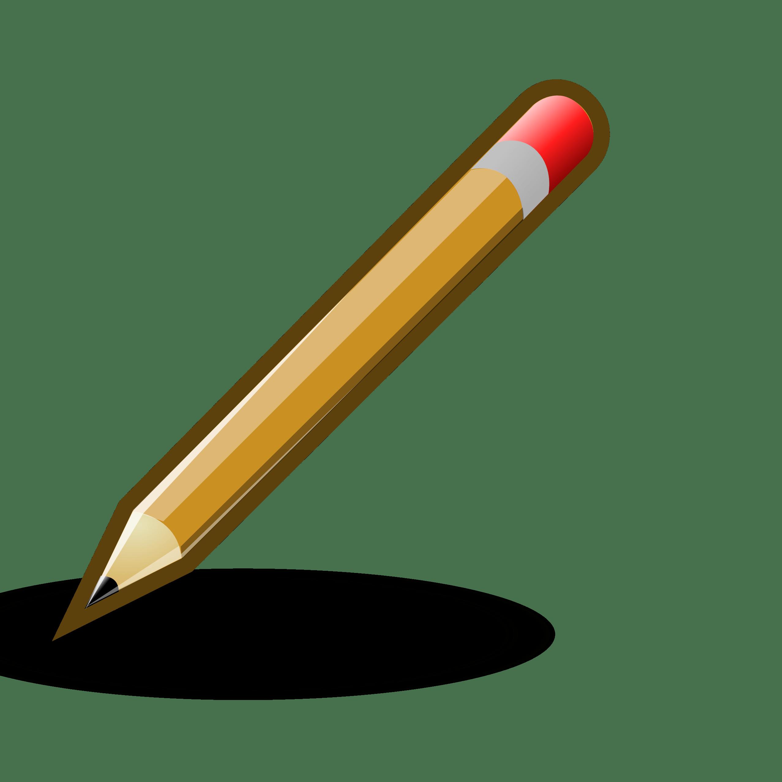 Pencil Drawing Clipart Transparent Png Stickpng