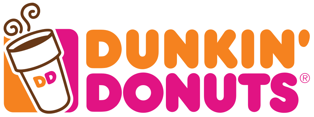 Image result for dunkin donuts transparent