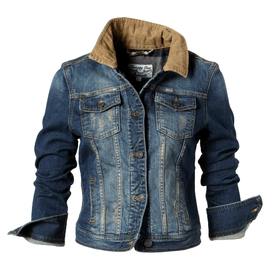 Denim Jacket Transparent Png Stickpng