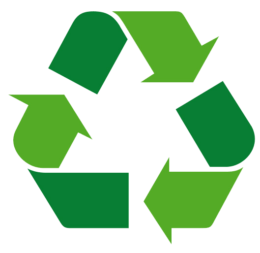 Recycling Symbol Green Transparent Png Stickpng