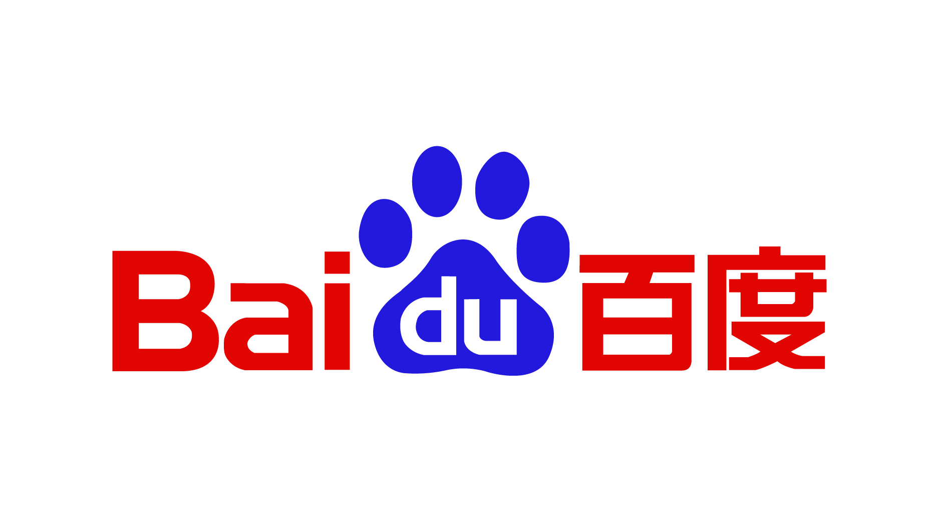 baidu logo transparent png stickpng
