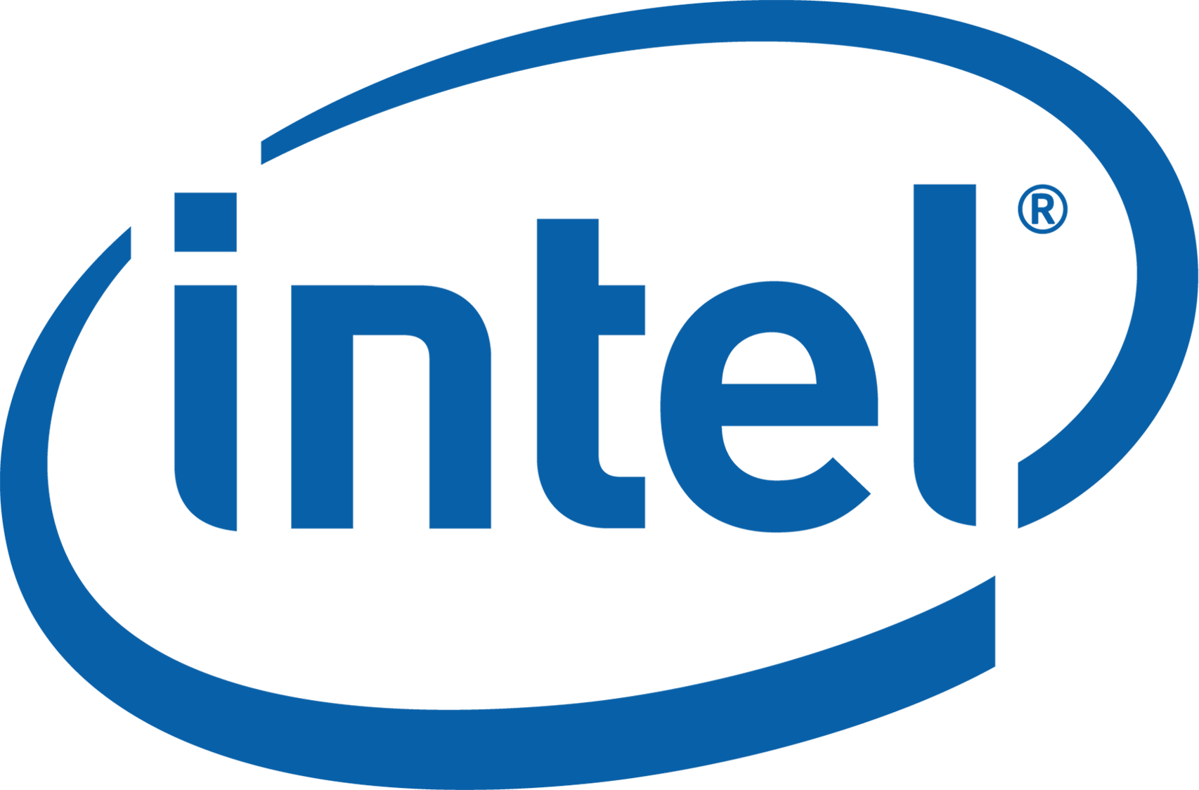 intel logo transparent png stickpng