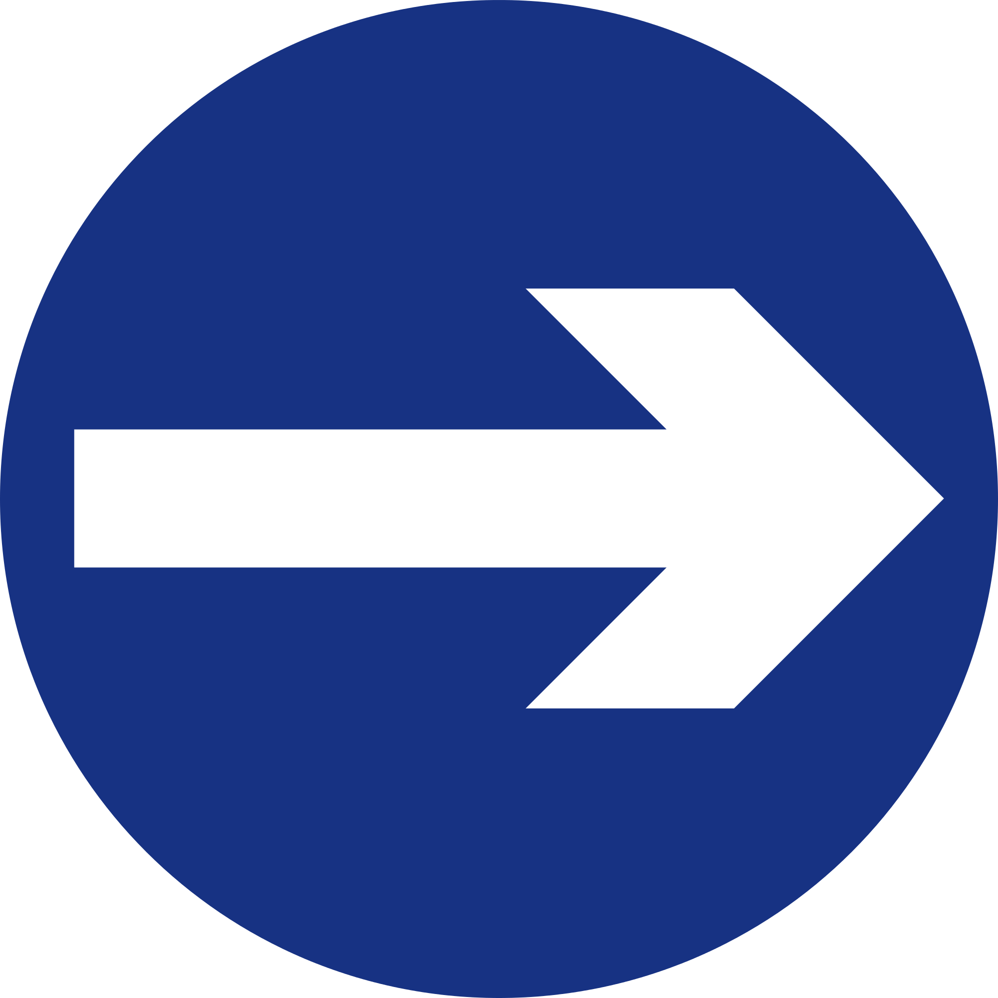 Right Turn Traffic Sign transparent PNG