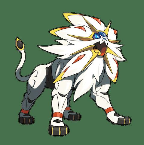 Solgaleo Pokemon Transparent Png Stickpng