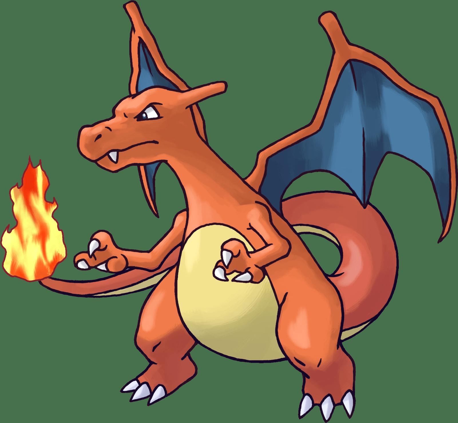 charizard pokemon transparent png stickpng