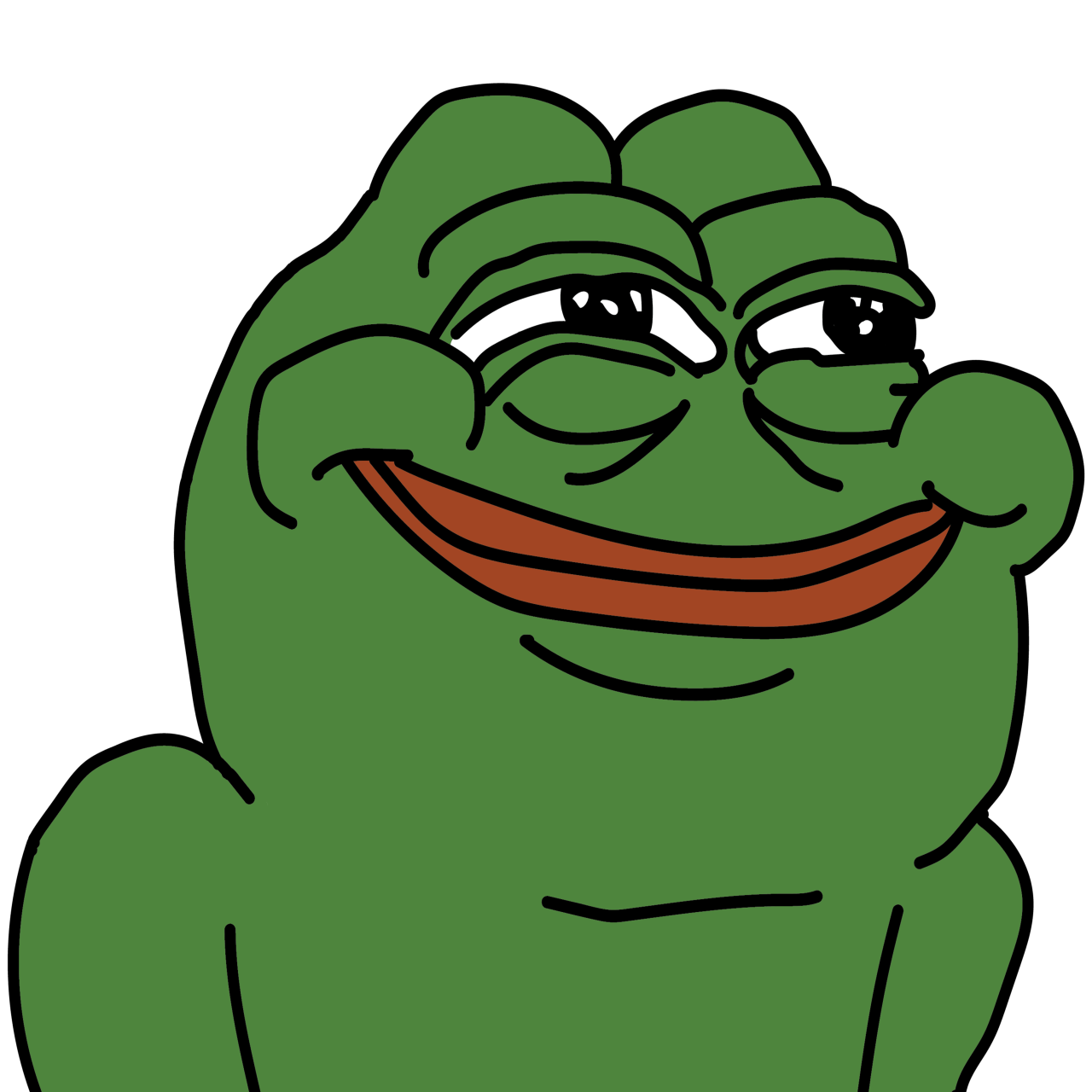 Pepe The Frog Transparent PNG Images