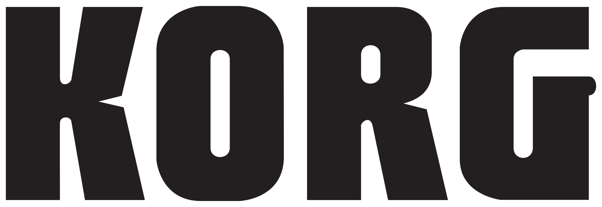 Logo Korg PNG transparente - StickPNG