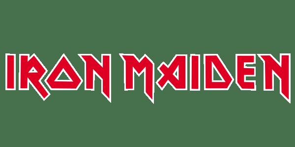 Iron Maiden Logo Transparent PNG