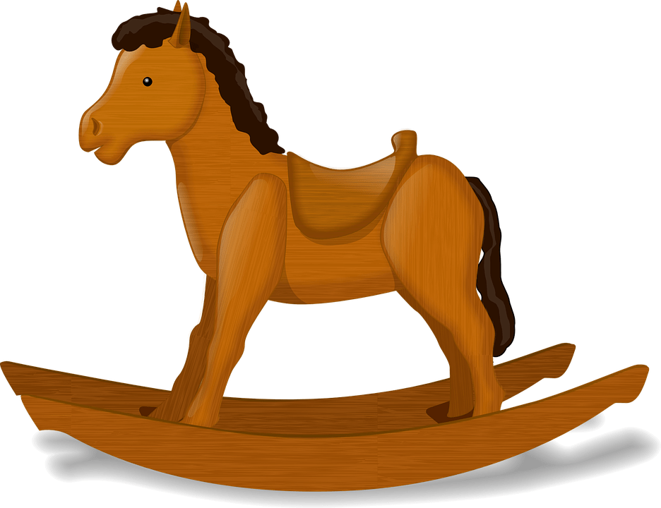 rocking horse clipart transparent png stickpng rh stickpng com rocking horse clipart free baby rocking horse clipart