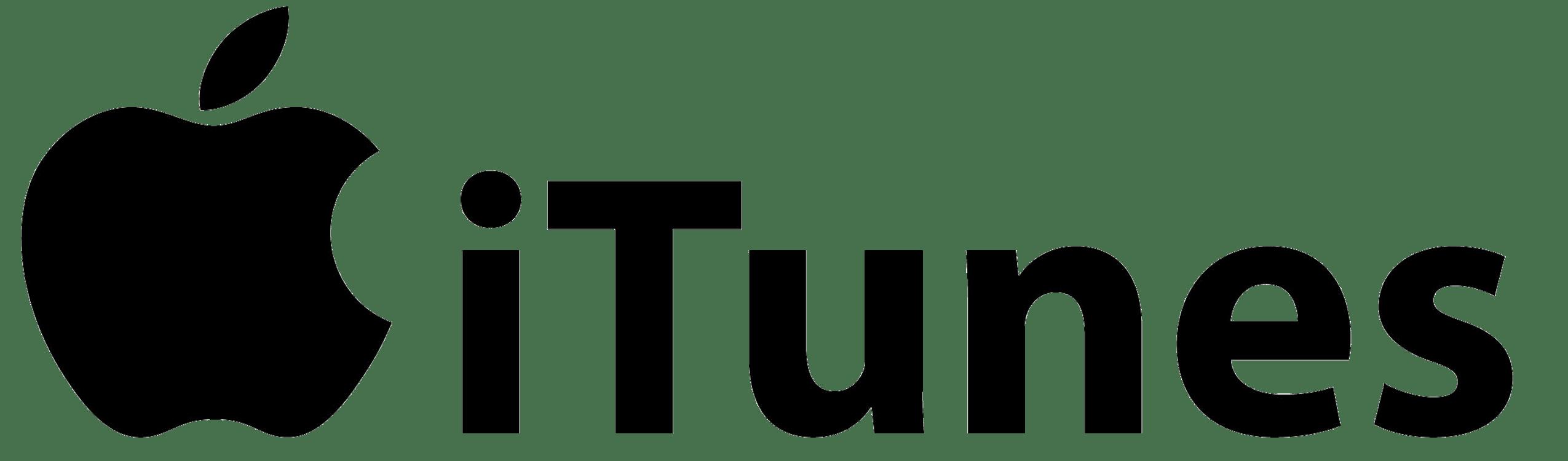 Logo ITunes PNG transparents - StickPNG