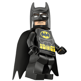 Lego Batman Transparent PNG