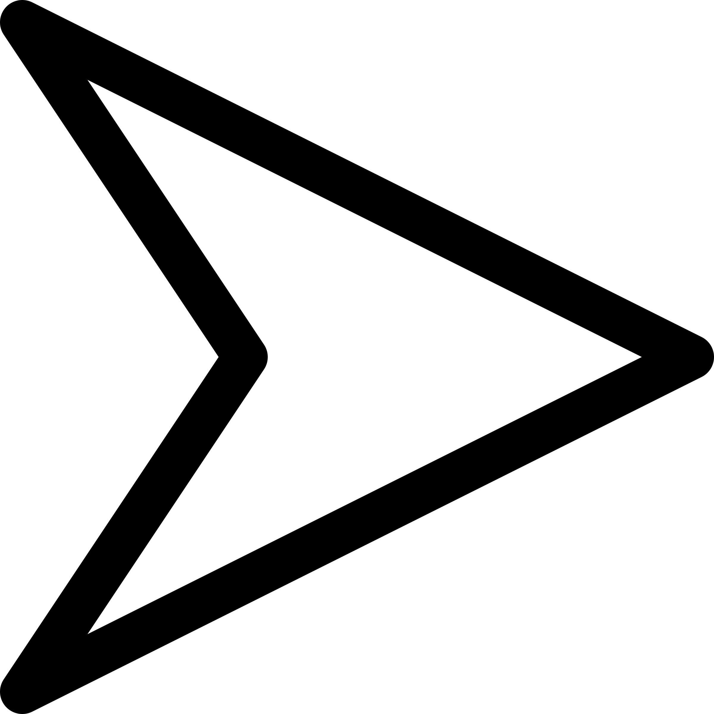 Triangle Arrow Right transparent PNG - StickPNG
