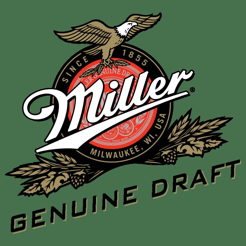 Miller Genuine Draft Logo Transparent Png Stickpng