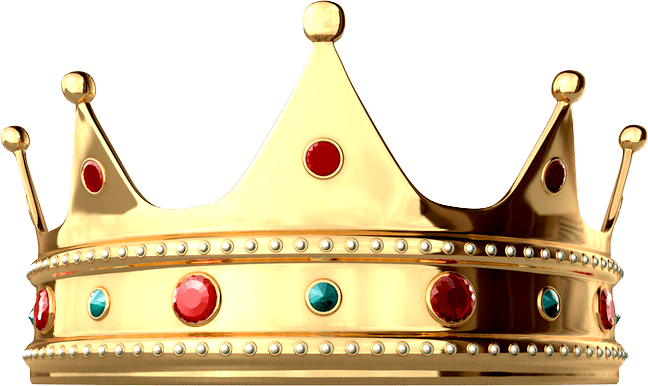 Shiny king crown transparent png stickpng download thecheapjerseys Image collections