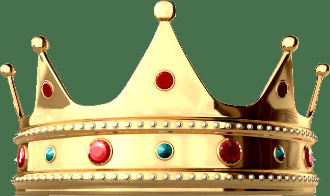 Couronne Royale Brillante Png Transparents Stickpng