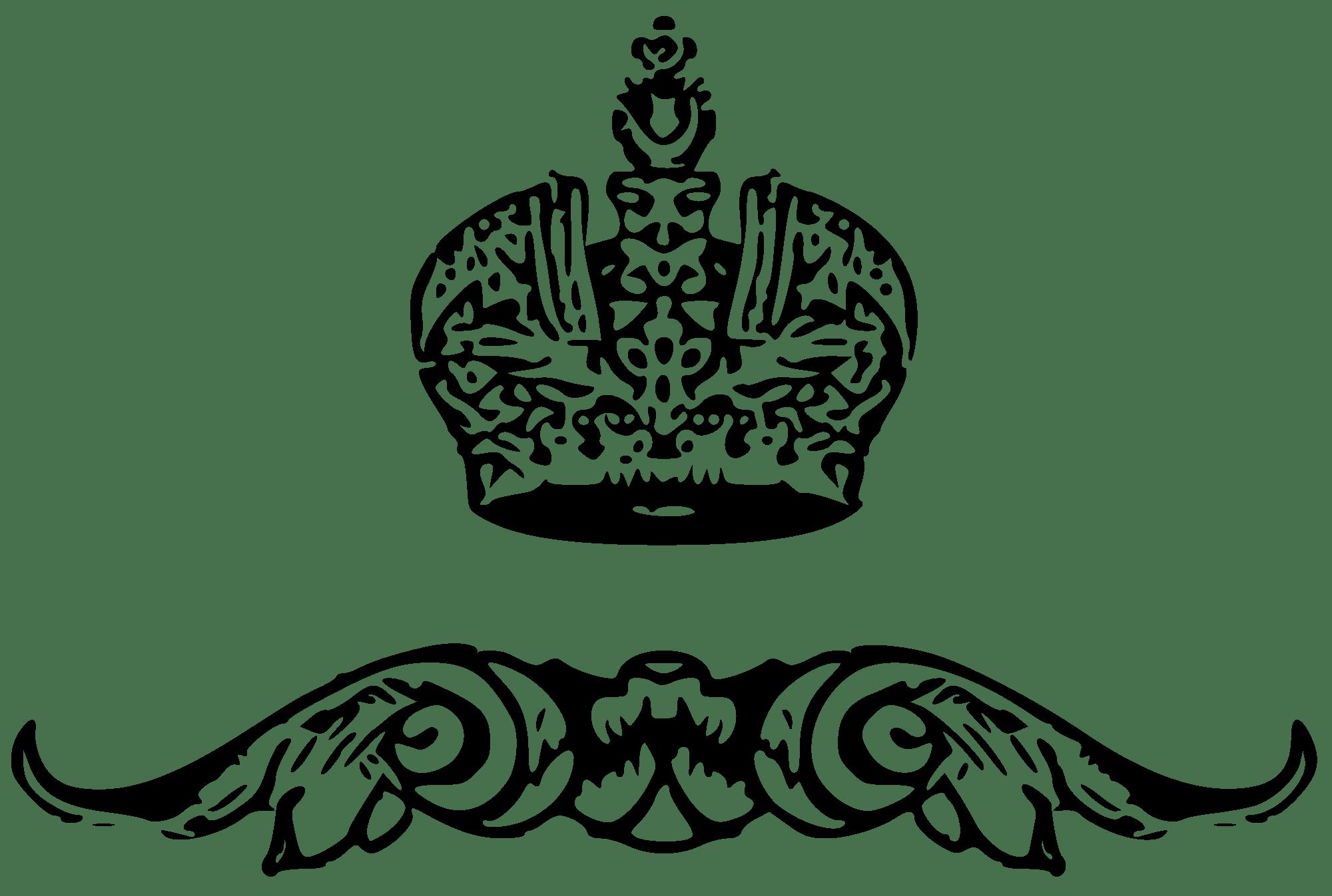 Crown Header Transparent Png Stickpng