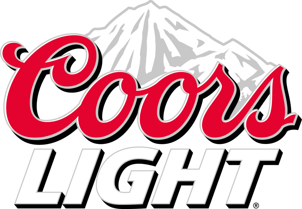 coors light logo transparent png stickpng rh stickpng com coors light logo clip art coors light logo golf bag