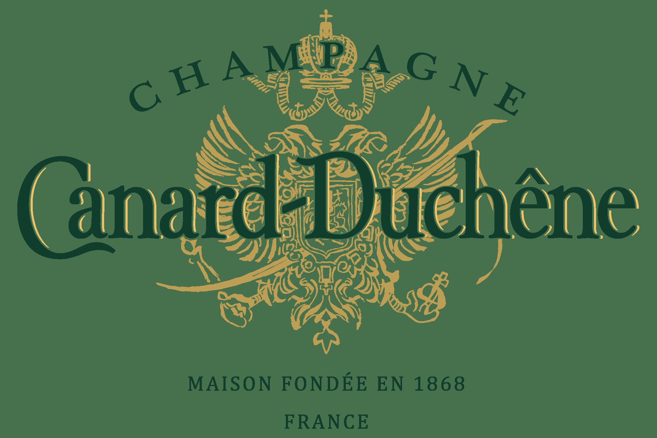 champagne canard duch ne logo transparent png stickpng. Black Bedroom Furniture Sets. Home Design Ideas