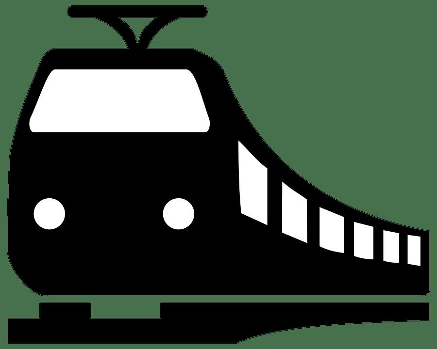 Train Clipart Transparent Png Stickpng