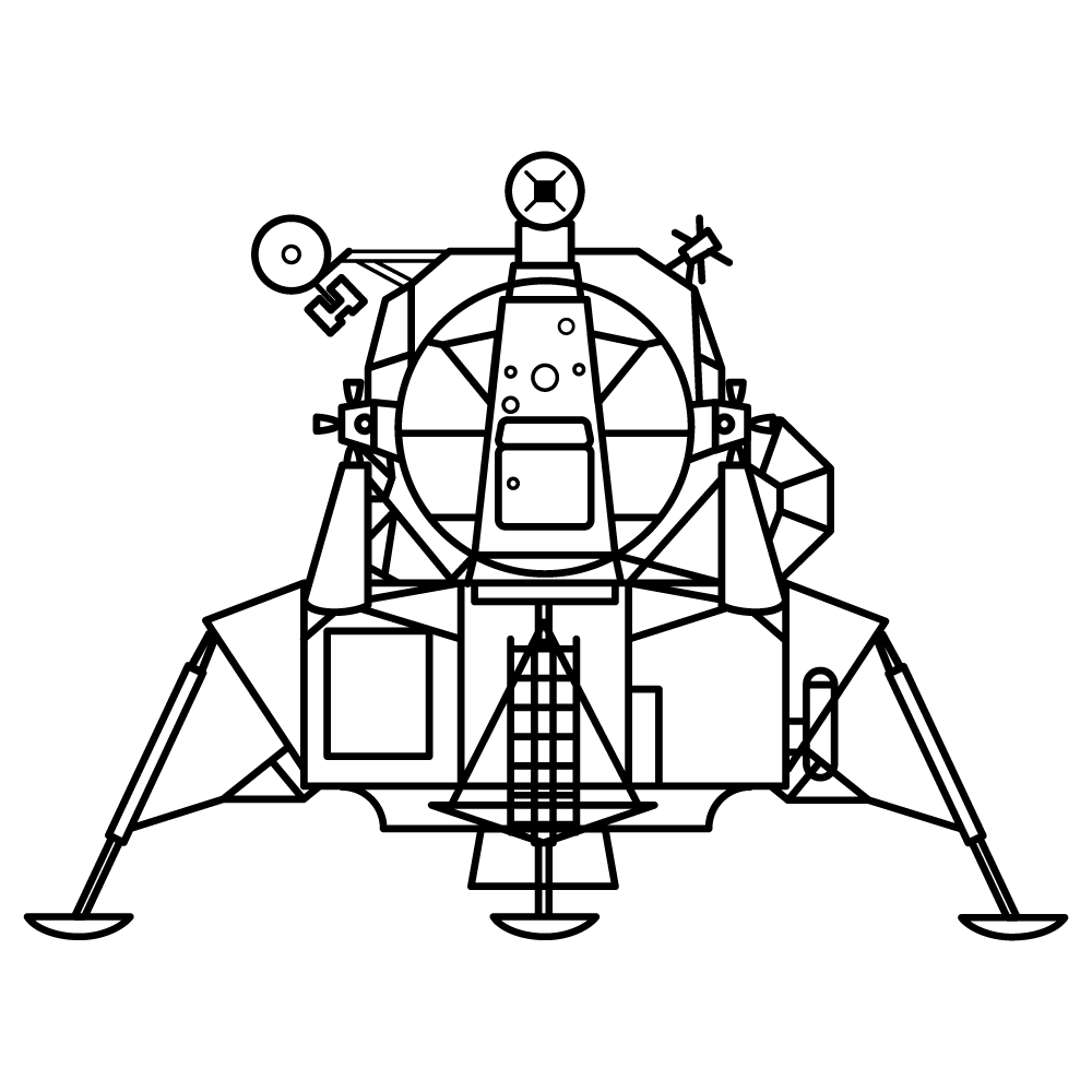 apollo lunar module clipart transparent stick Lost Your Mind Clip Art apollo lunar module clipart