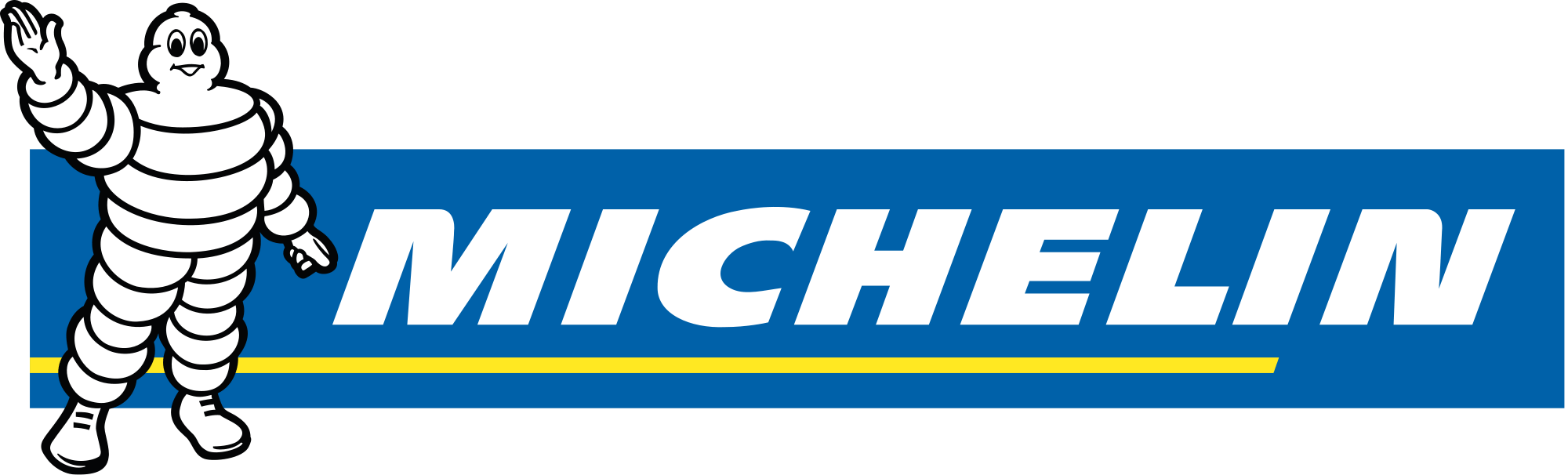 Logo Marque Michelin PNG transparents - StickPNG