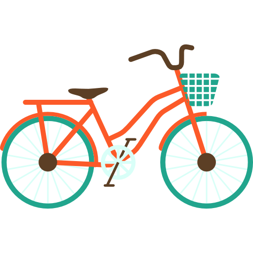 trendy bike clipart transparent png stickpng rh stickpng com bicycle clip art silhouette bicycle clip art free images