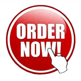 Order Now Click transparent PNG - StickPNG