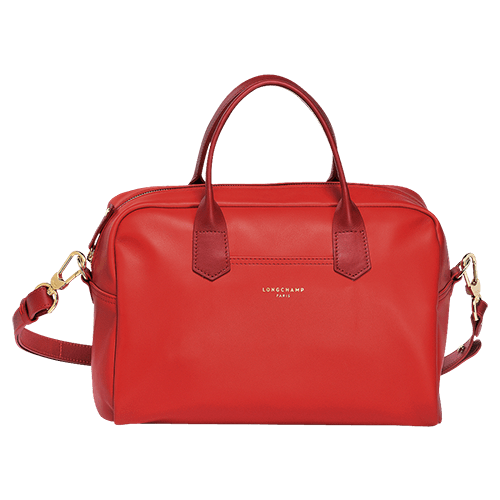Rouge Longchamp Stickpng Sac À Main Png Transparents kXOZiuP