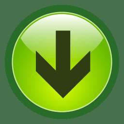 Green Arrow Download Button Transparent Png Stickpng