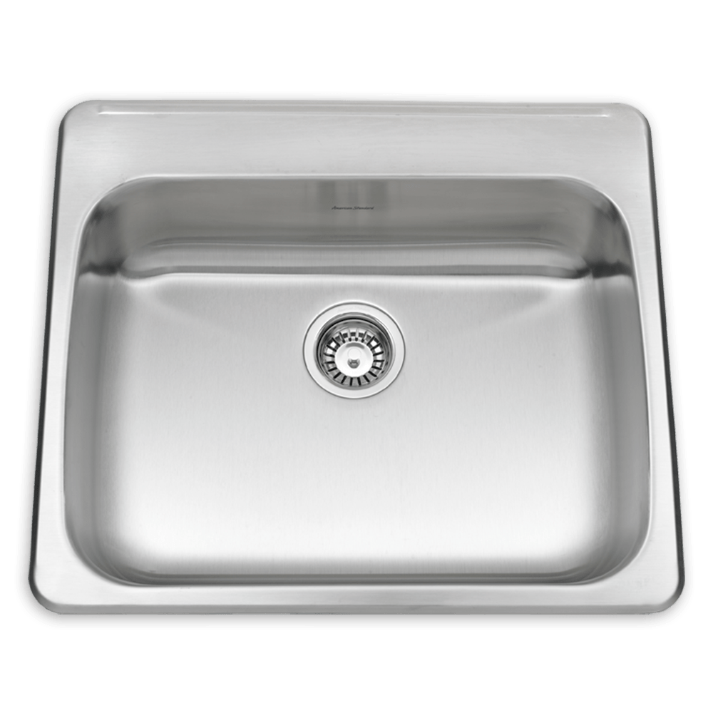 Top View Kitchen Sink