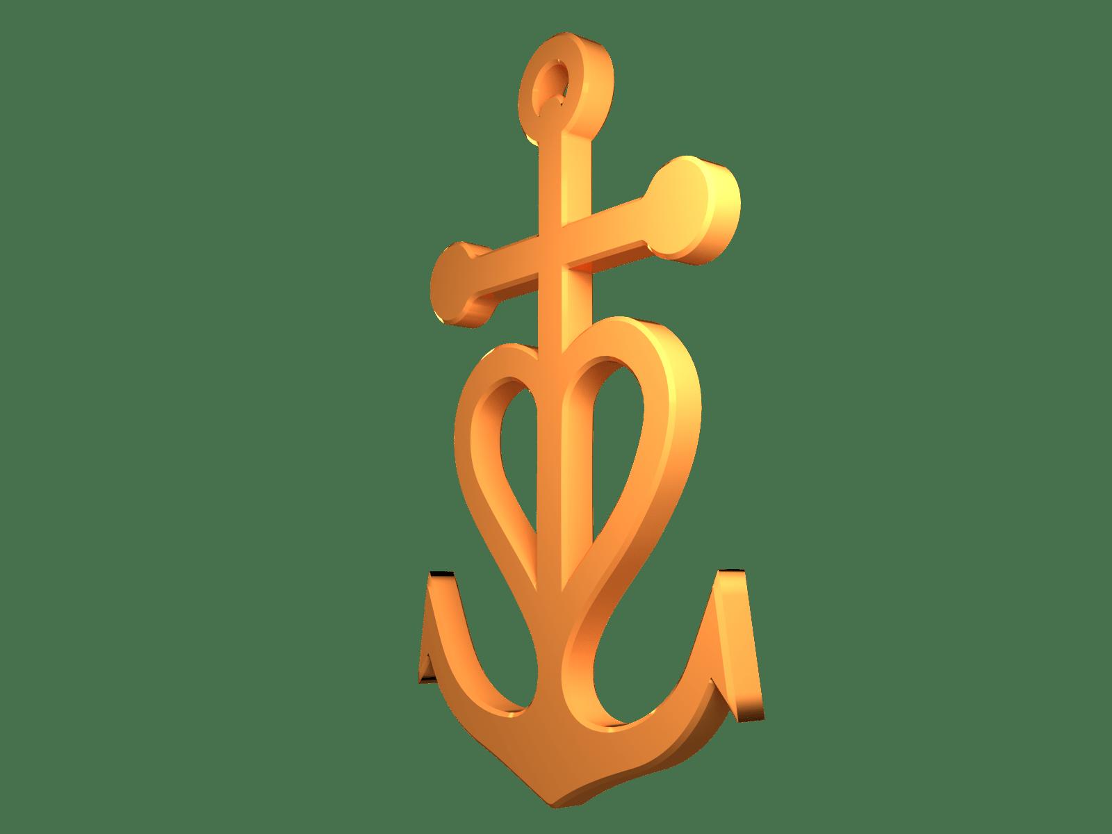 Christian Anchor Transparent Png Stickpng