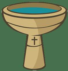 baptismal font transparent png stickpng rh stickpng com Christian Baptismal Fonts Baptism Dove Clip Art