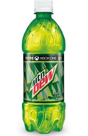 Food Mountain Dew
