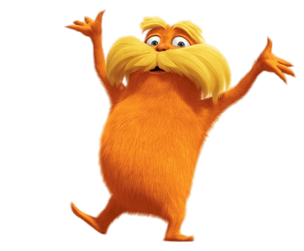 The Lorax Clipart