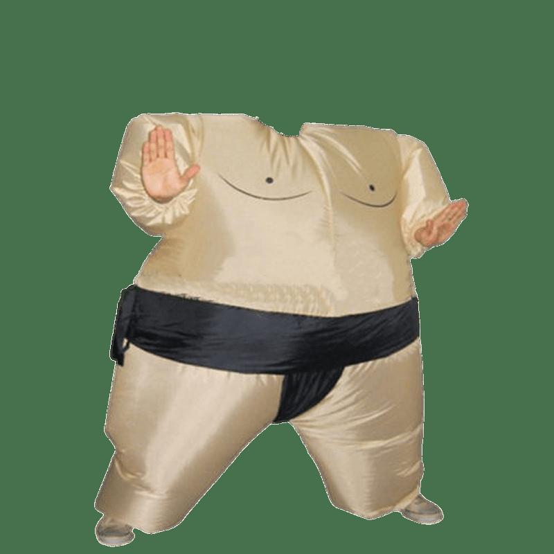 Luchador De Sumo Disfraz Sin Cabeza Png Transparente Stickpng - Disfraces-sin-cabeza