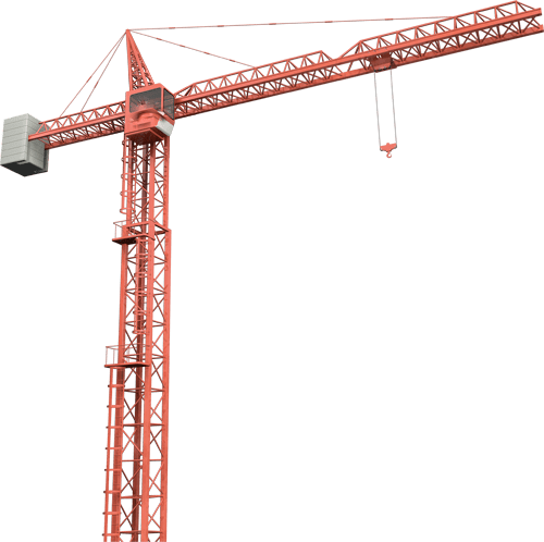 Tower Crane transparent PNG - StickPNG