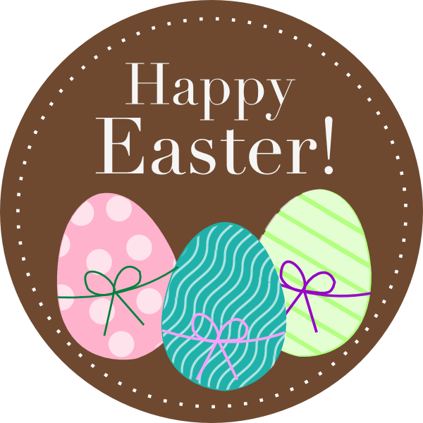 happy easter clipart transparent png stickpng rh stickpng com happy easter clipart images happy easter clip art free images