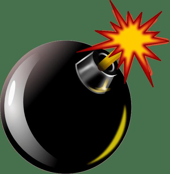 bomb clipart transparent png stickpng rh stickpng com bomb clipart free boom clip art free