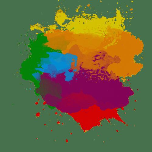 Paint Splatter transparent PNG - StickPNG
