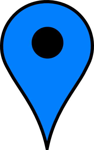 Blue Map Pin Transparent PNG StickPNG - How to pin a map
