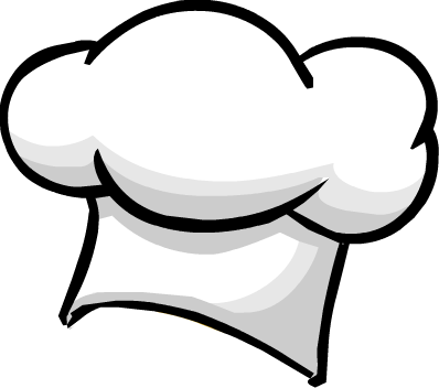 chef hat clipart transparent png stickpng rh stickpng com Free Chefs Hat Clip Art Free Free Clip Art Chef Hat and Wooden Spoons