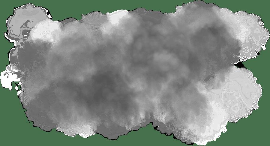 Download Grey Smoke Cloud transparent PNG