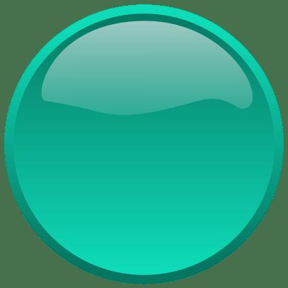 green circle button transparent png stickpng